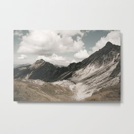 Cathedrals - Landscape Photography Metal Print