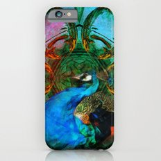 The peacock universe iPhone 6s Slim Case