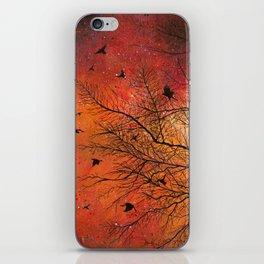 Retreat iPhone Skin