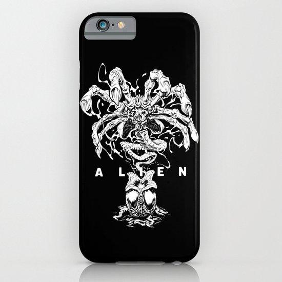 ALIEN: FACEHUGGER iPhone & iPod Case