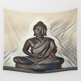 Siddhartha Gautama - Buddha Wall Tapestry