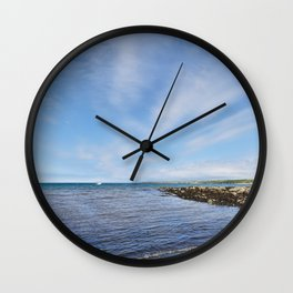 Porth Colman Wall Clock