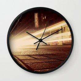 Lightspeed Berlin Wall Clock