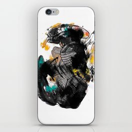 Alien iPhone Skin