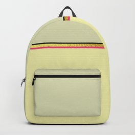 Minimalist Spring: Muted Backpack