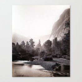 Mount Starr King, Yosemite, No. 69 Canvas Print