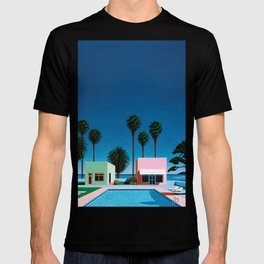 Hiroshi Nagai Art Print Poster Vaporwave Aesthetic T-shirt