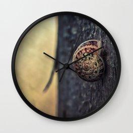 Abandoned Wall Clock