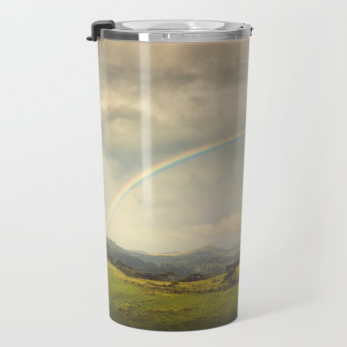 Rainbow Sublime Travel Mug