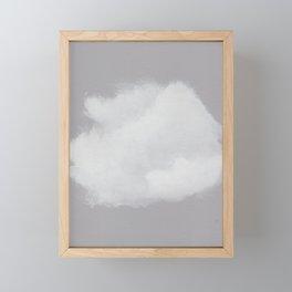 Dare to Dream - Cloud 39 of 100 Framed Mini Art Print
