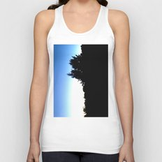 Chilly Morning Unisex Tank Top