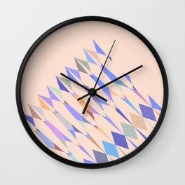 38 E=Pyramittern Wall Clock