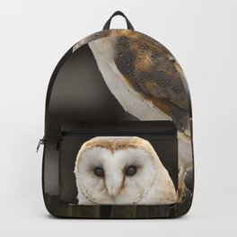 Barn Owl Backpack