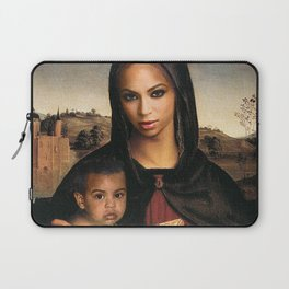 Bey and Blue  Laptop Sleeve