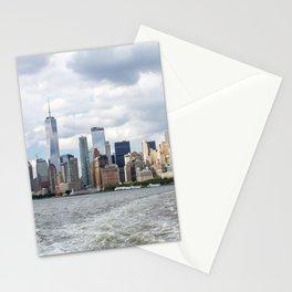 NYC Skyline 2017 Stationery Cards