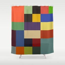 QADRA Shower Curtain