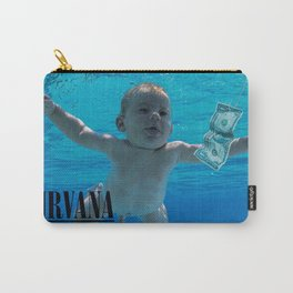 Nirvana - Nevermind Carry-All Pouch