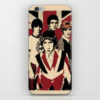 the who iPhone & iPod Skins featuring wHO? by f_e_l_i_x_x