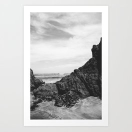 Fort Bragg Art Print