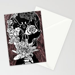 ~morticia Stationery Cards
