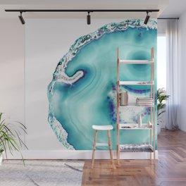 Agate - marine Wall Mural