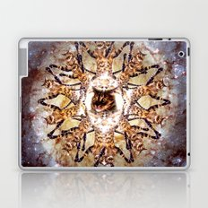 Crazy Cats In Space Laptop & iPad Skin