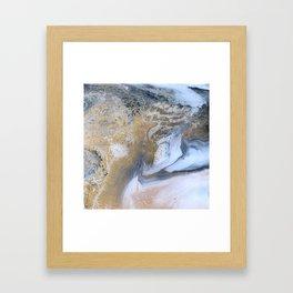 1 0 1 Framed Art Print
