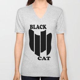 Cat Flag Unisex V-Neck