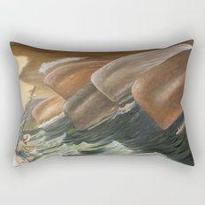 Tsunami Rectangular Pillow