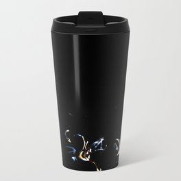 People & light Metal Travel Mug