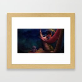 Ohana Framed Art Print
