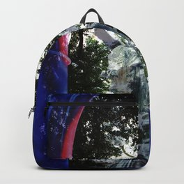 Heavenly appearance - angel Backpack