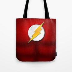 Flash Suit Tote Bag