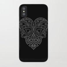 Heart Inside Slim Case iPhone X