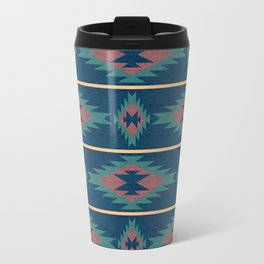 Native Spirit Pattern Travel Mug