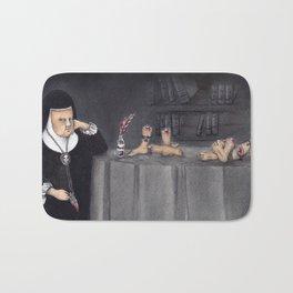 Juana de Asbaje Bath Mat