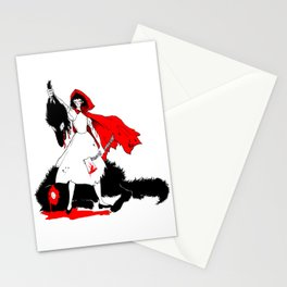 Little Red Riding Hood [2] Stationery Cards