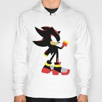 shadow Hoodies featuring Shadow by JHTY