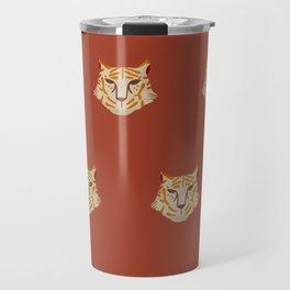 Go Get 'Em Tiger  Travel Mug