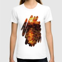 sunset T-shirts featuring Sunset  by Aloke Design