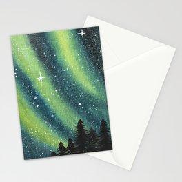 Nothern light Stationery Cards