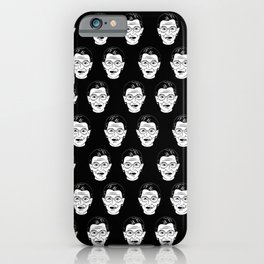 Ruth Bader Ginsburg Face Feminist Gifts Notorious RBG iPhone Case