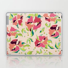 Pink Champagne – Cocktail Time Laptop & iPad Skin