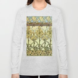 "Alphonse Mucha ""Documents Décoratifs"", 1901 (33) Long Sleeve T-shirt"
