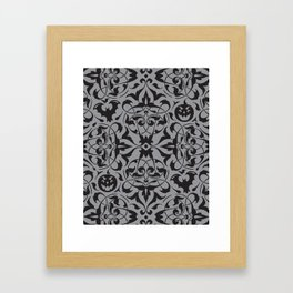 Gothique Framed Art Print