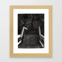 Simplicity  Framed Art Print
