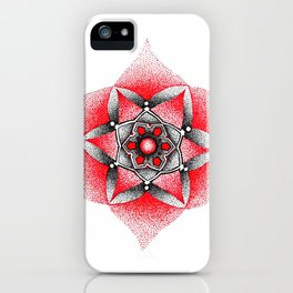 Hexa-gone 2 iPhone Case