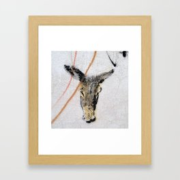 Jackass Framed Art Print