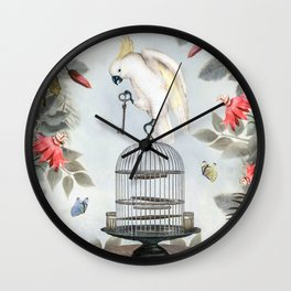 You Got The Key Wall Clock