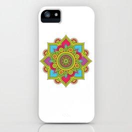Indian Ornamental iPhone Case
